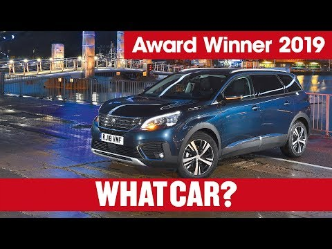 Peugeot 5008 – Why It's Our 2019 Large SUV Of The Year   What Car?   Sponsored