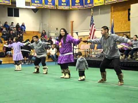 Kivalina Qinugan Inupiaq Dancers