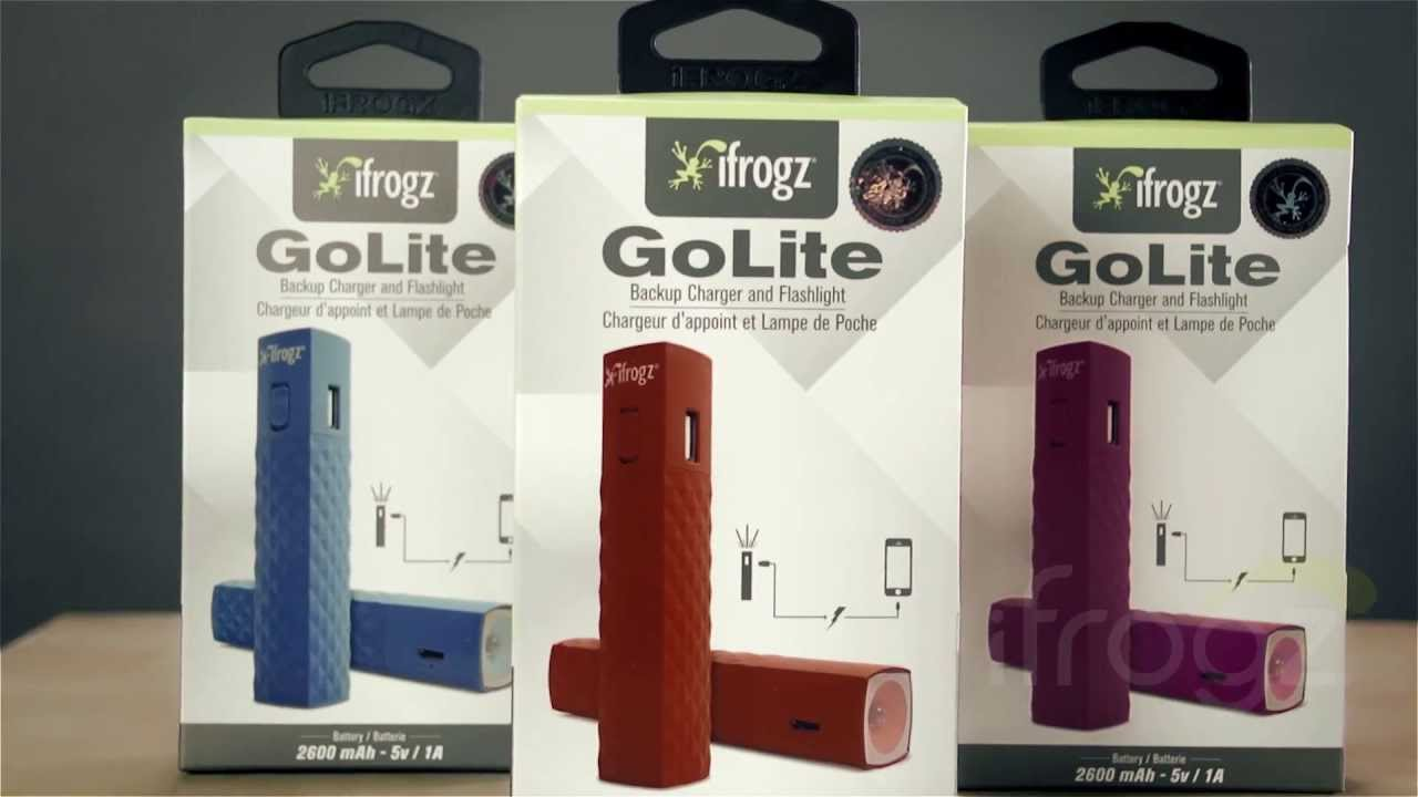 Ifrogz Golite Product Introduction Youtube