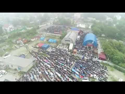 Мусульмане Южно-Сахалинска отмечают Курбан-байрам