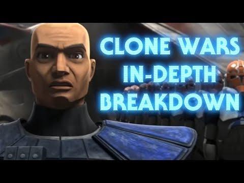 The Clone Wars Season 7 Trailer - In Depth Breakdown and Analysis
