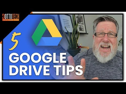 5 Must-Know Google Drive Tips