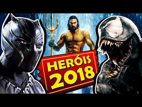 Download Youtube: 8 FILMES DE SUPER HERÓIS MAIS ESPERADOS DE 2018