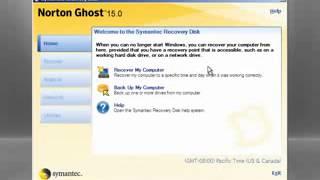 Cara Backup dan Restore Windows Menggunakan Norton Ghost