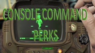 Fallout 4 Fun with Console Commands [PC]