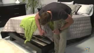 Sambuca Platform Bed - Product Review Video