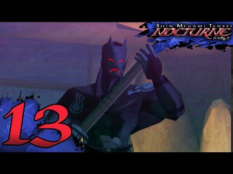 Shin Megami Tensei III: Nocturne - Part 13 - Ongyo-Ki