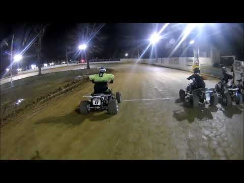 Shellhammers Speedway 4/21/18 Quads