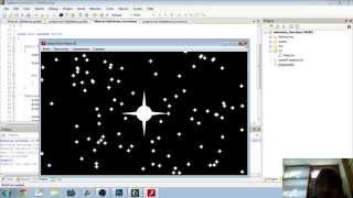 RGD2 HAXE BASICS 04 - Звездный фон. Использование функций.