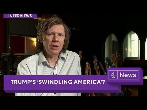 Sonic Youth interview 2017: Thurston Moore on music, New York City and Donald Trump