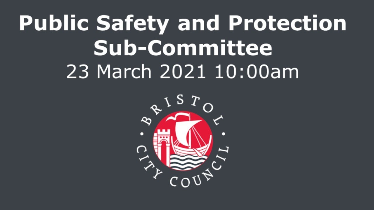 Public Safety and Protection Sub-Committee B Tuesday, 23rd March, 2021 10.00 am