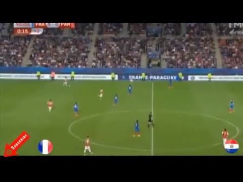 France vs Paraguay 02/06/2017 LIVE STREAMING