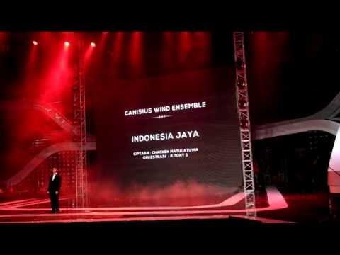 Indonesia Jaya (Canisius Wind Ensemble feat Samuel Gema)