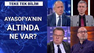 İstanbul'un fethinden sonra Ayasofya'da neler değişti? | Teke Tek Bilim - 14 Haziran 2020