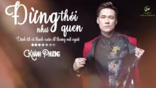 Đừng Như Thói Quen Cover #DNTQ   Khánh Phương   Jaykii x Sara OFFICIAL 4K Lyrics Video   YouTube 3