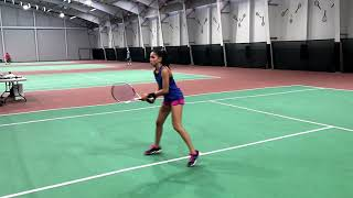 Sofia Gomez  Spring 2019 Tennis  Costa Rica