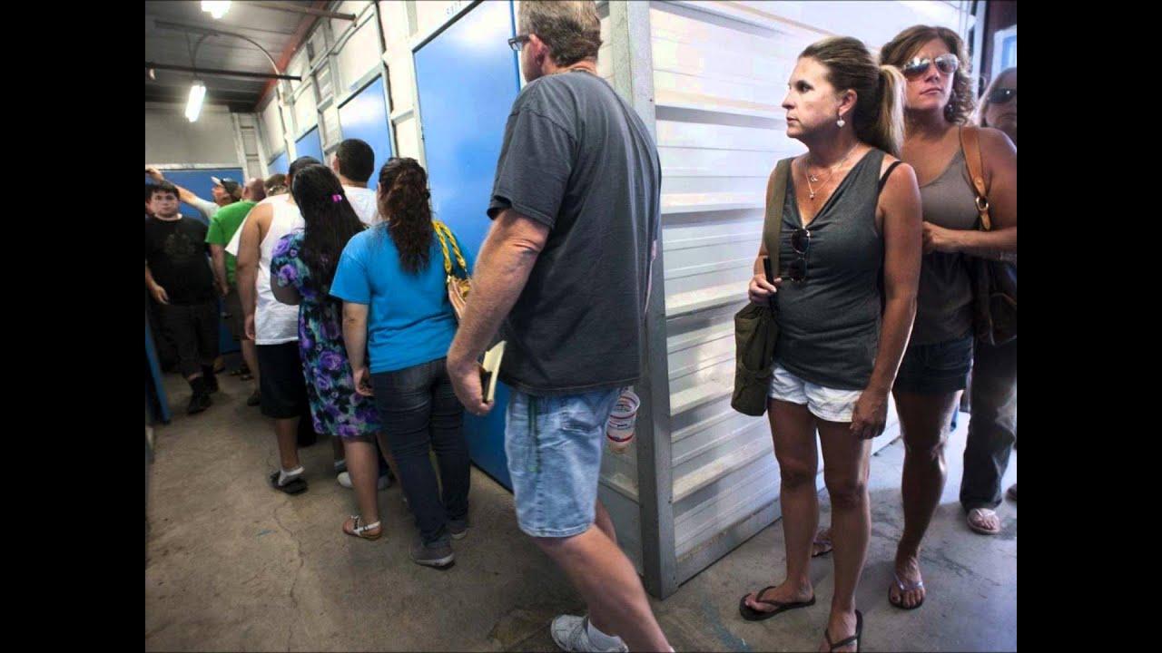 Storage Auctions In Dallas