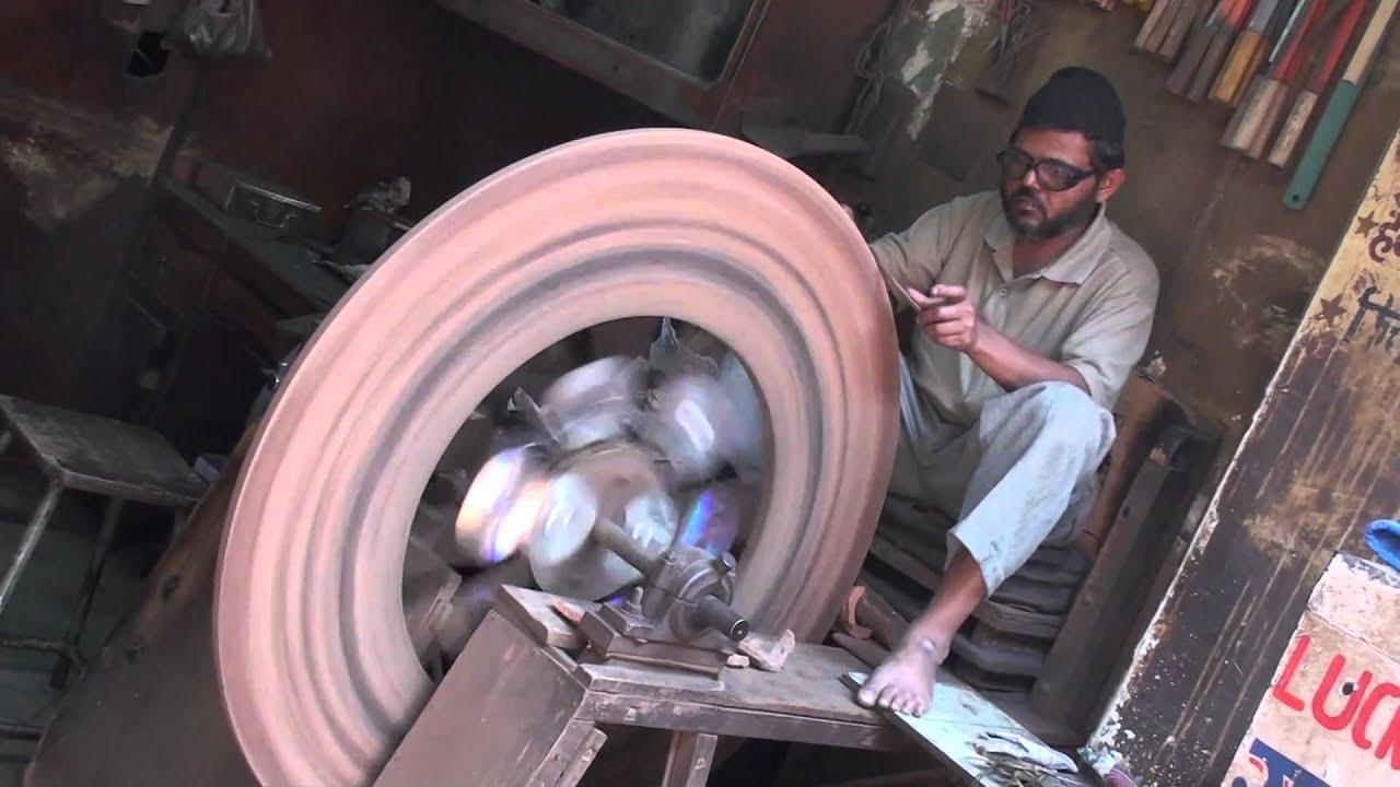 India Mumbai Bombay Knife Grinder Youtube