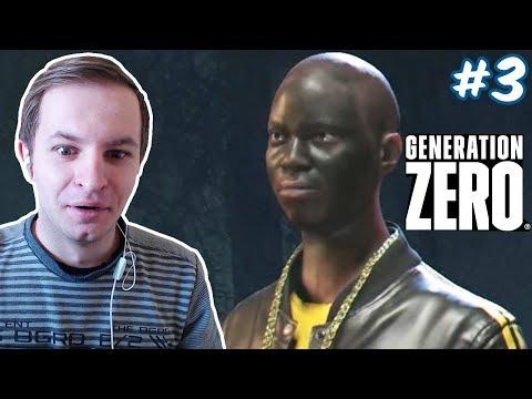 ПОИСКИ ФЕРМЫ С ВЫЖИВШИМИ | Generation Zero #3