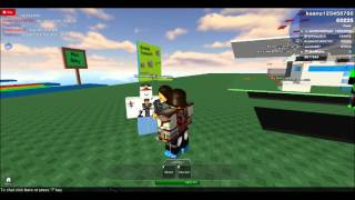 lets play roblox the race