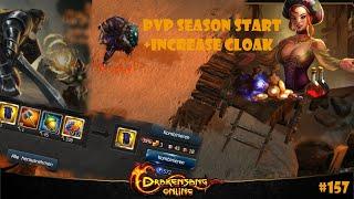 Drakensang Online - Craft Cloak + PvP Season Start