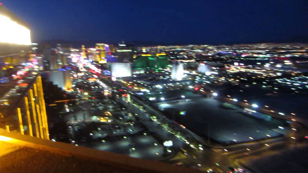 Foundation Room Las Vegas - Top of Mandalay Bay - YouTube