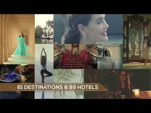 Taj Hotels Website - Now Available in 4 Different Langauges