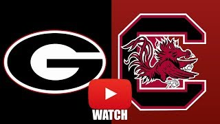 Georgia vs South Carolina Week 2 Full Game Highlights (HD)