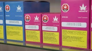 Online pot shops selling out of products on first day of legal sales