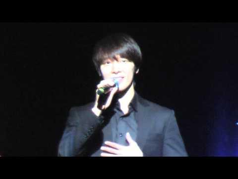 101220 Donghae @ Beautiful Life Musical