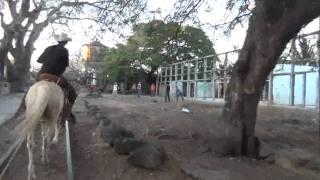 SALIENDO DE LA VIRGEN A FRONTERA ANGUIATU ( GUATEMALA )