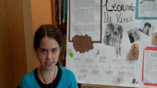 Who inspires you? 3rd grade Biography Project.wmv