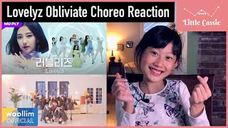 Lovelyz Hi~ → Now, We → Obliviate and Special Choreography R…