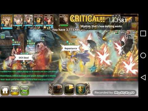 Dragon Blaze: Paladin VS Hydra 10M