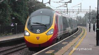 British trains at High Speed!