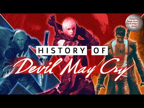 The History Of Devil May Cry thumbnail