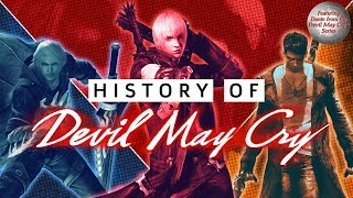 The History Of Devil May Cry