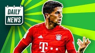 FC Bayern: Noch 2 Transfers für Flick? Benfica will nach Weigl auch Koch! Bosz soll bleiben!
