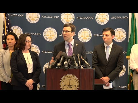 Executive Order 9th Circuit Media Availability