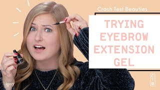 We Tried Eyebrow Extensions | ipsy Crash Test Beauties