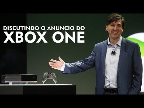 Discutindo o Anuncio do Xbox One (Feat. Corraini) | 05/2013