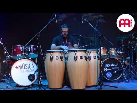 """Conga Solo Miguel """"Masacote"""" Cortes MEINL Percussion"""