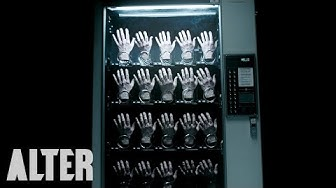 "Horror Short Film ""The Third Hand""   ALTER"