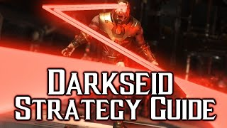 DARKSEID STRATEGY GUIDE: Combo Starters, Trait Set Ups and More! | Injustice 2