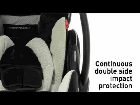 RECARO Young Profi Plus Car Seat Video Review   Online4Baby.com