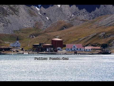 Grytviken - South Georgia Island
