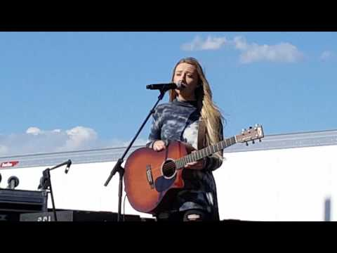 """""""TILL THE END"""" Mo and Holly Pitney cover of Vern Gosdin song from Kickin Up Kountry music festival"""