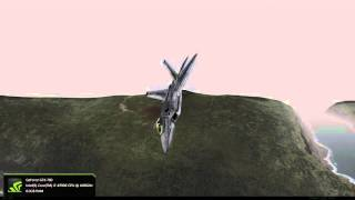 Retro Gaming F-22 Lightning 3: Campaign 1 Mission 7 (1080p)