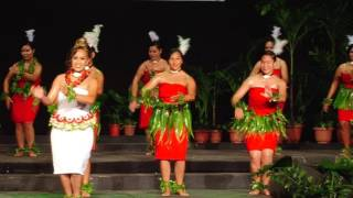 Miss Heilala Tau'olunga - Talent Nite - Tonga Masani - Heilala Festival