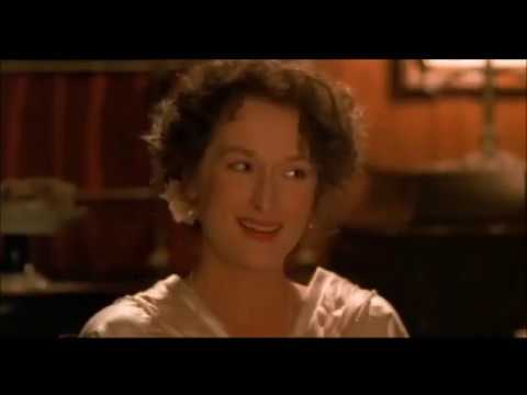 "Karen tells a story - ""Out of Africa"" - Meryl Streep"